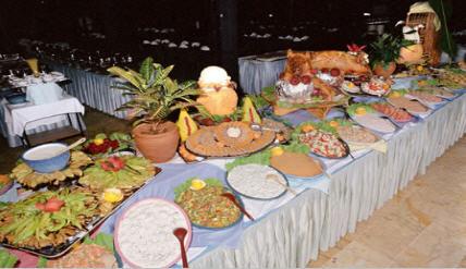 Sipariş Karaman - Ermenek Selçuklu Otel Yiyecek Hizmetlerimiz
