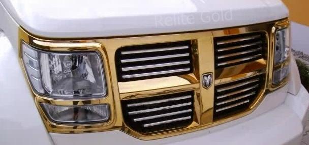 Sipariş Arabanızı Özel Kılın, Altının Güzelliğini Yansıtın.
