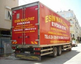 Sipariş Karayolu ;yurt içi ev, ofis, büro, fabrika , fuar taşımacılığı