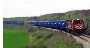 Sipariş Şehirler arası demiryolu yük taşımacılığı hizmetleri