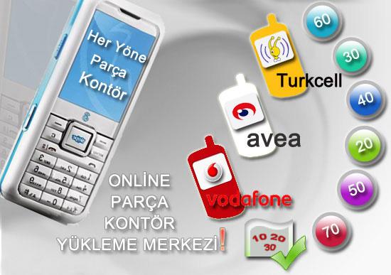 Ankarade Vatan Net Cep Kontör Sipariş Et