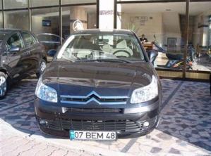 Sipariş Pelin Rent A Car ve Emlak Ltd. Şti - Araç Kiralama ( Citroen C4 )