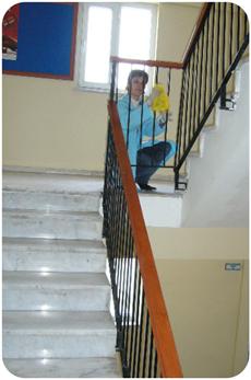Sipariş Merdiven Temizliği