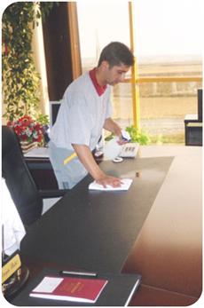 Sipariş Ofis ve Büro Temizliği