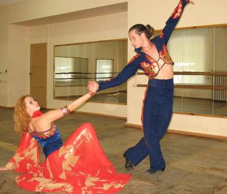 Sipariş Latin ve Tango dersleri