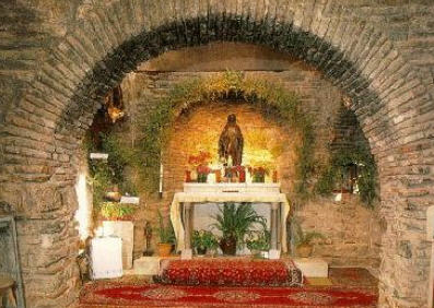 Sipariş Meryem Ana Evi Tur Hizmetleri