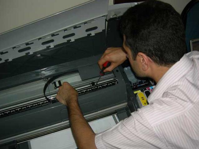 Sipariş Bilgisayarlar için lazer printerler teknik servisi ve onarım hızmetleri