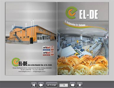 Sipariş Katalog Tasarım & Baskı