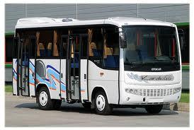 Sipariş Personel servis taşımacılığı