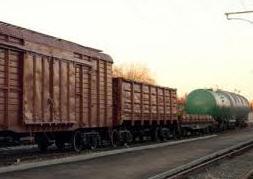 Sipariş Tren taşımacılığı