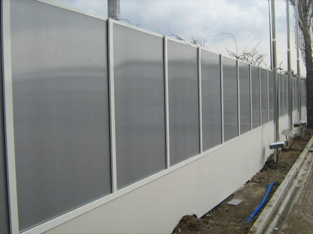Sipariş Bahçe duvarı üzeri kapatma