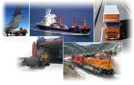 Sipariş Uluslar arası Nakliye ve Lojistik Operasyonu