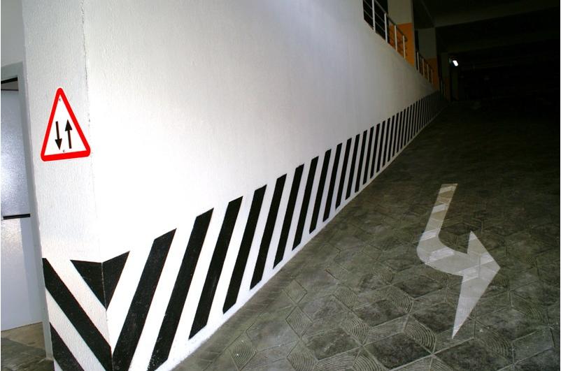 Sipariş Otopark çizgileri ve otopark çizgisi yol çizgileri