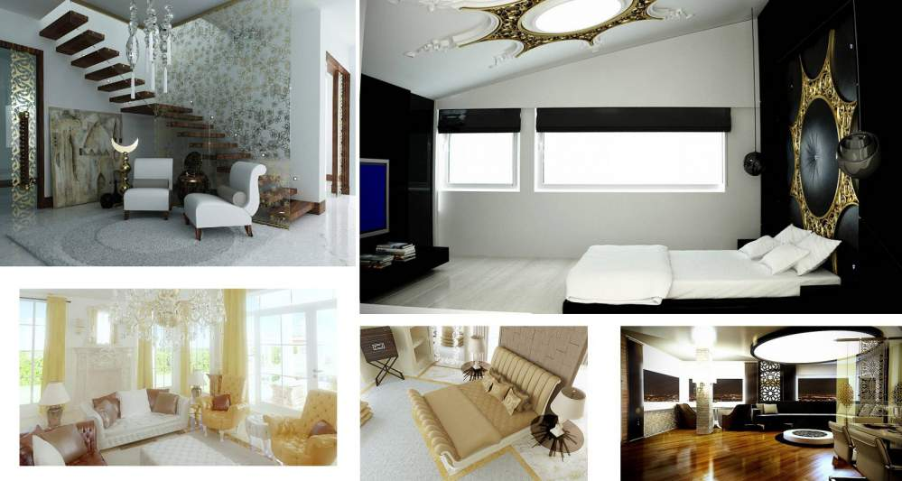 Sipariş Interior Design (İç Mimarî Tasarım)