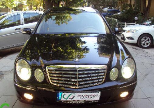 Sipariş Mercedes Grubu
