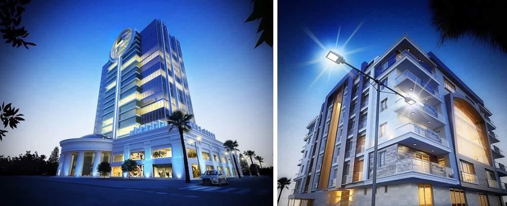 Sipariş Exterior Design (Dış Mimarî Tasarım)