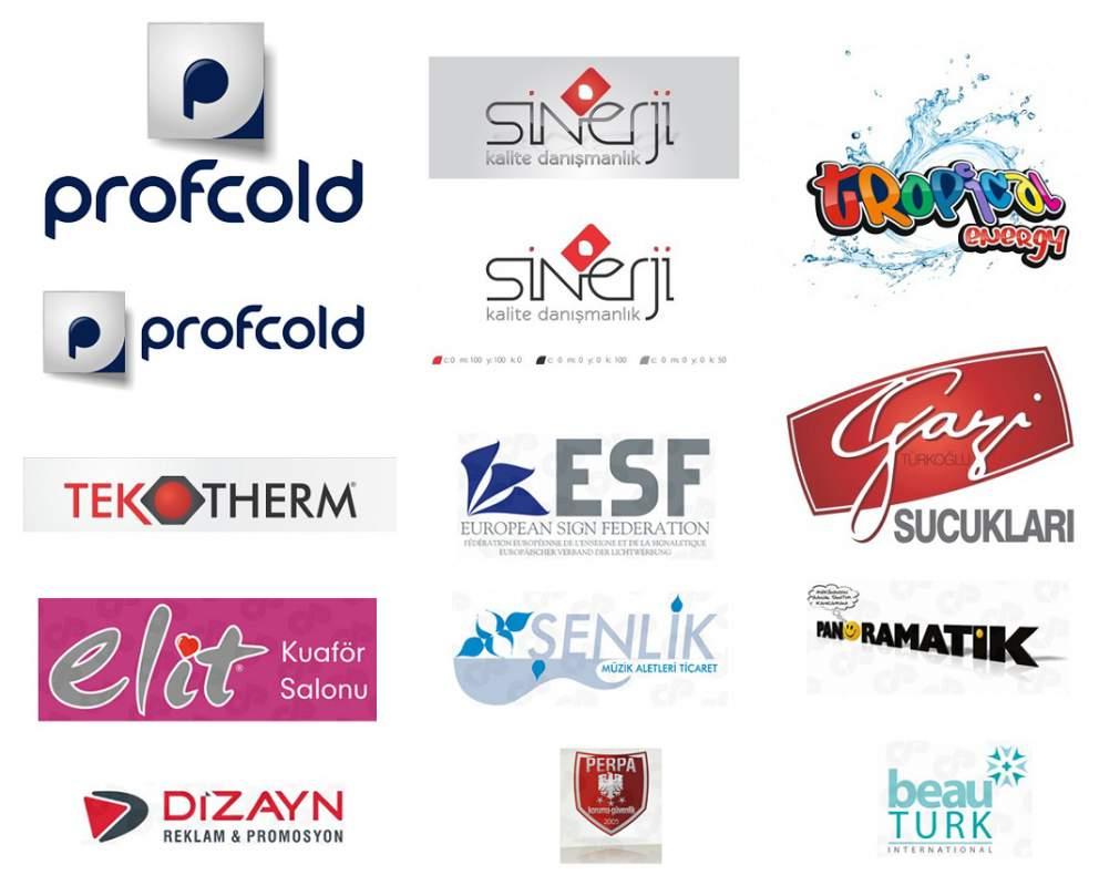 Sipariş Logo Tasarımı