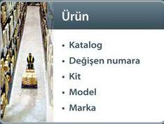 Sipariş Yazılım programları