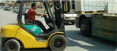 Sipariş Forklift kiralama