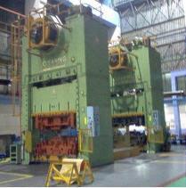 Sipariş Hidrolik pres otomasyonu