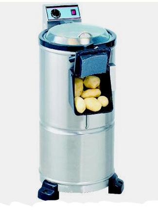 Sipariş Patates soyma makinası tamiri