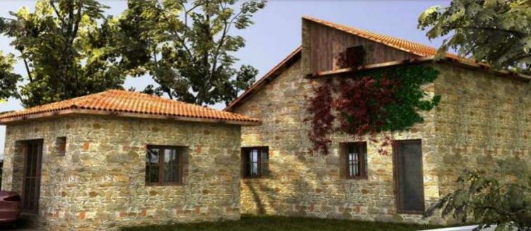 Sipariş Taş duvar evler