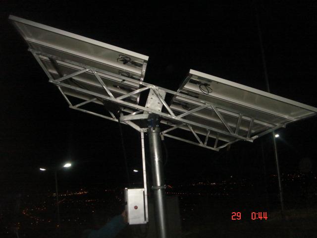 Sipariş Güneş Takip Sistemleri ve Fotovoltaik Uygulamalar
