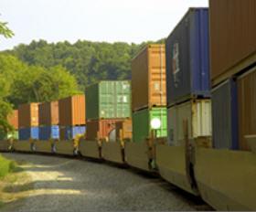 Sipariş Demiryolu Yük Taşıma