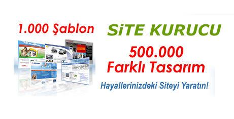 Sipariş Web tasarım hizmetleri