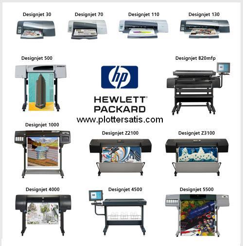 Sipariş Hp Plotter Designjet Fotokopi Yazıcı Baskı Teknik Servisi