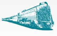 Sipariş Demir yolu taşımacılığı