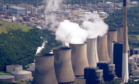 Sipariş Doğal gaz santrali uygulaması