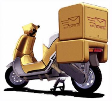 Sipariş Express moto kurye