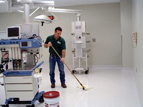 Sipariş Spor salonu temizlik hizmetleri