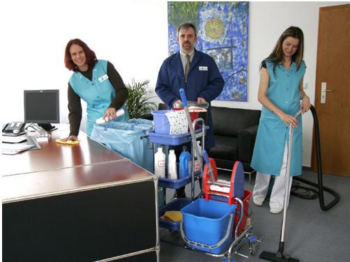 Sipariş Genel temizliği