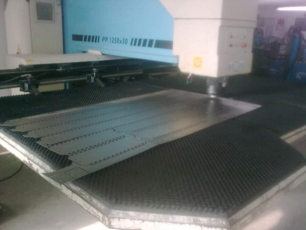 Sipariş CNC PUNCH KESİM İŞLERİ