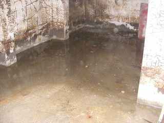 Sipariş Bodrum katlarda oluşan su hasarları