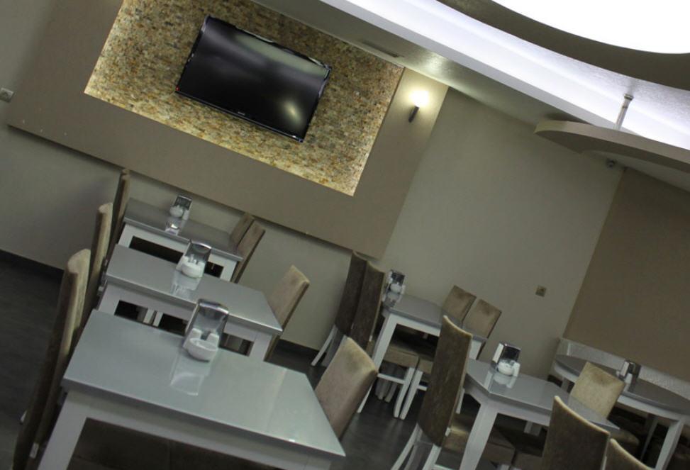 Sipariş Derya otel ve restoran hizmetleri