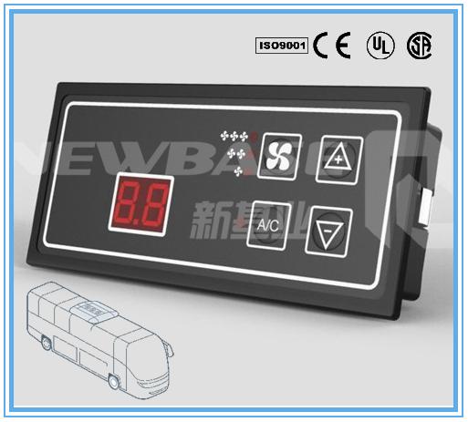 Sipariş Binek otomobil için klima kontrol