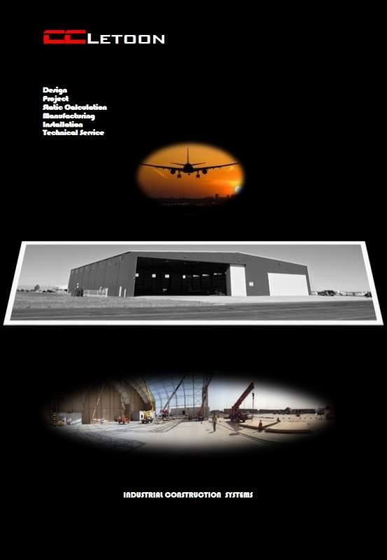 Sipariş Hangar Doors