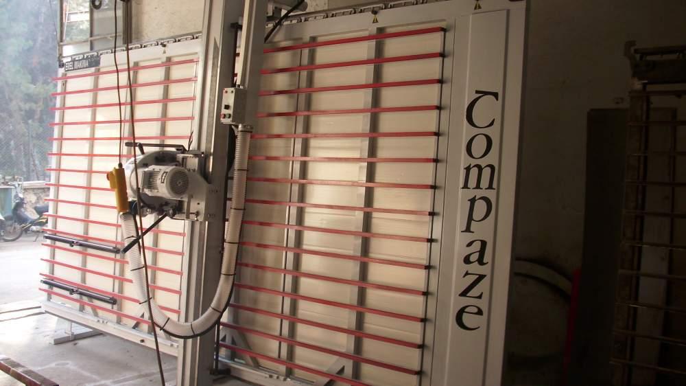 Sipariş Composite panel sizing machines