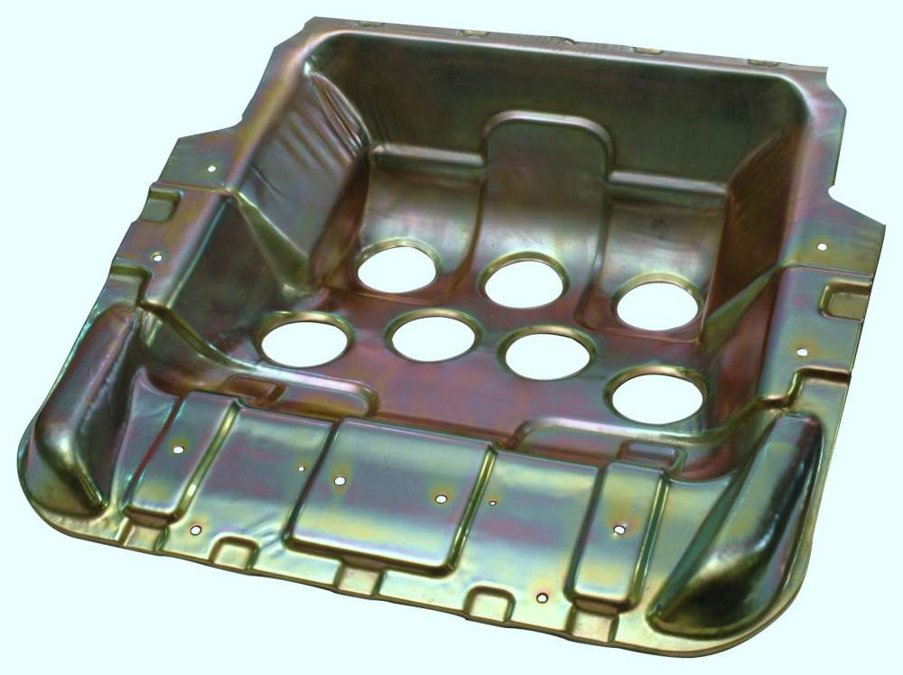 Sipariş Metal parça imalatı