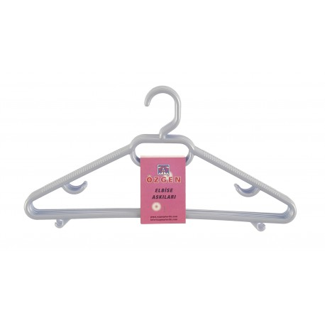 Lux Clothes Hangers(Model 16-103)