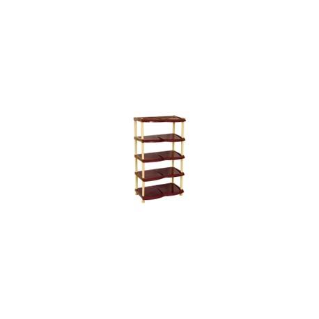 Sipariş Brown Shoes Shelves(Model 06-142)