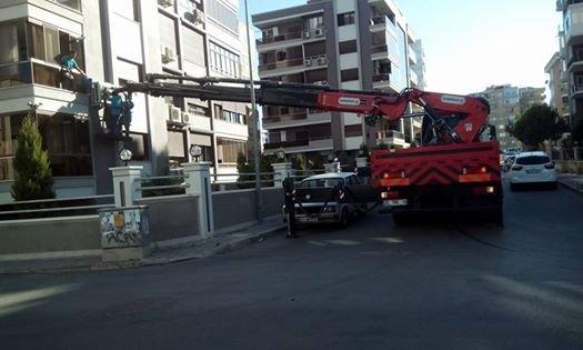 Sipariş İzmir Torbalı vinç kiralama