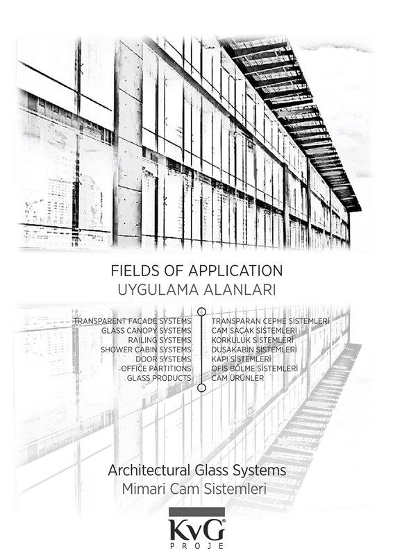 Sipariş Transparan (planer) cephe, korkuluk ve saçaklarda kullanılan tüm ürünlerin üretimini ve projelendirmesi
