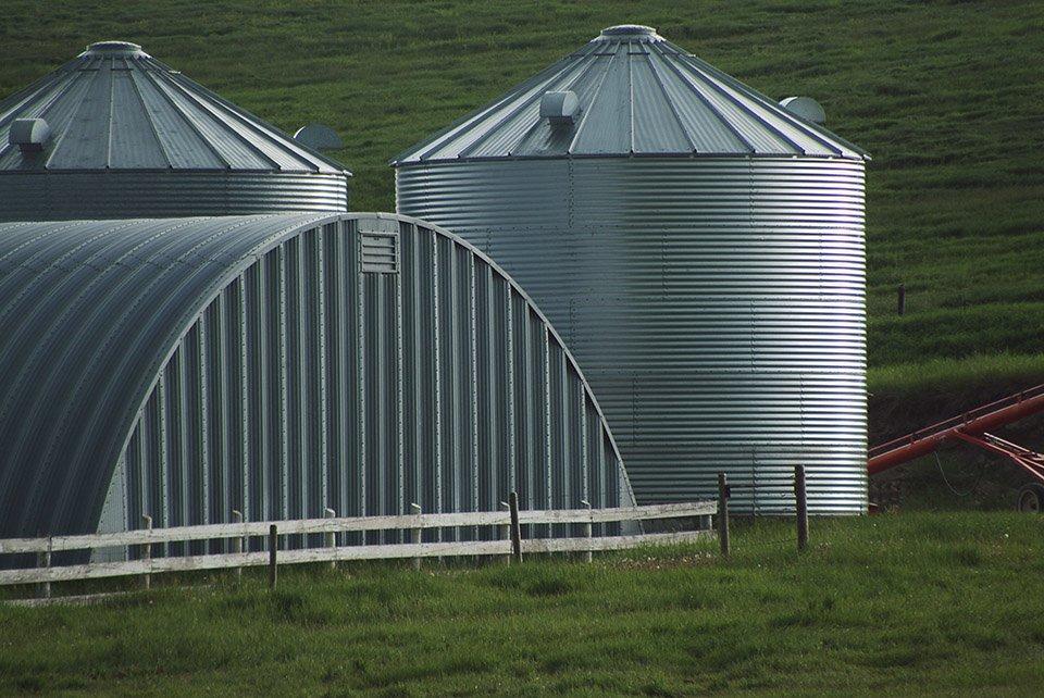 Sipariş Grain Storage