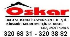 Sipariş OSKAR KONYA KANALİZSYON TIKANIK AÇMA:0543 68210 73