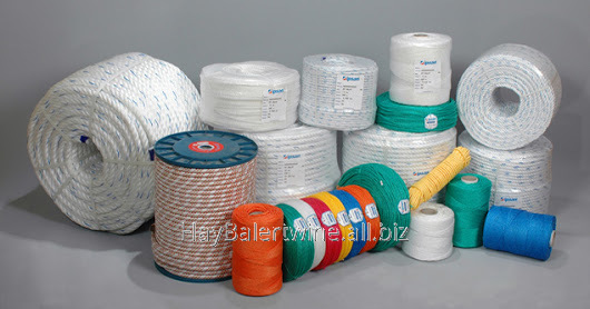Baler twine, packing twines, pp ropes