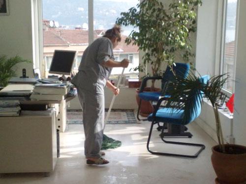 Sipariş Ofis Temizliği